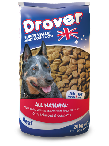 Drover Super Value Dog Food