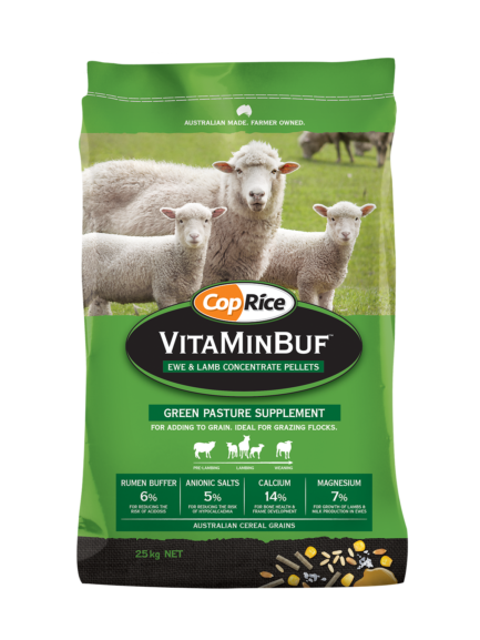 VitaMinBuf Green Pasture Supplement